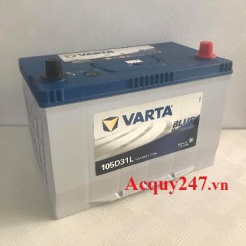 Ắc quy Varta NX110-5 (80D26R)