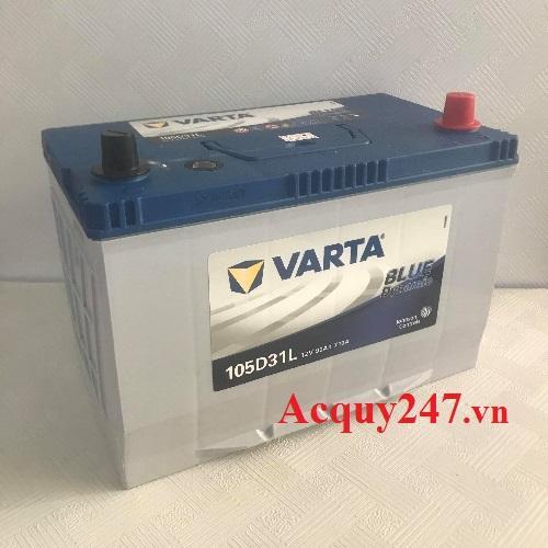 Ắc quy Varta NX110-5L (80D26L)