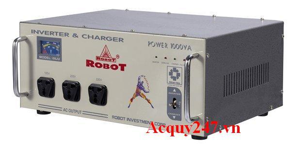Kích điện Robot 1000VA (24V-220V)