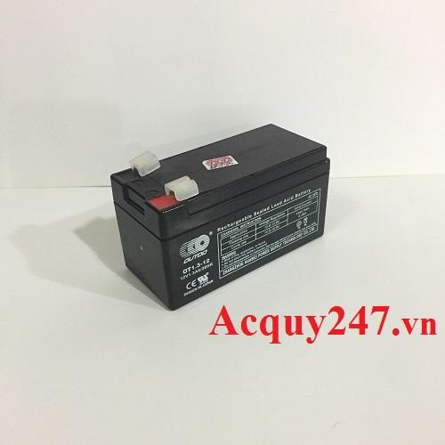 Ắc quy Outdo 1.3Ah OT1.3-12, ắc quy phụ xe Mercedes,